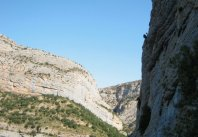 6. R1 face à Roca dels Arcs