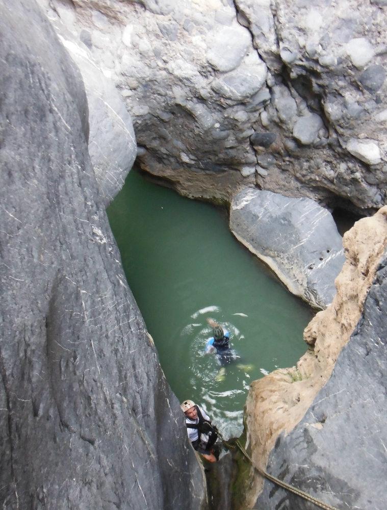 Snake Gorge Canyon, Jebel Akhdar 42