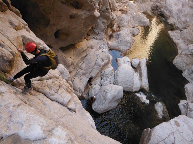 Wadi Ta'ab, Hajar Oriental 80