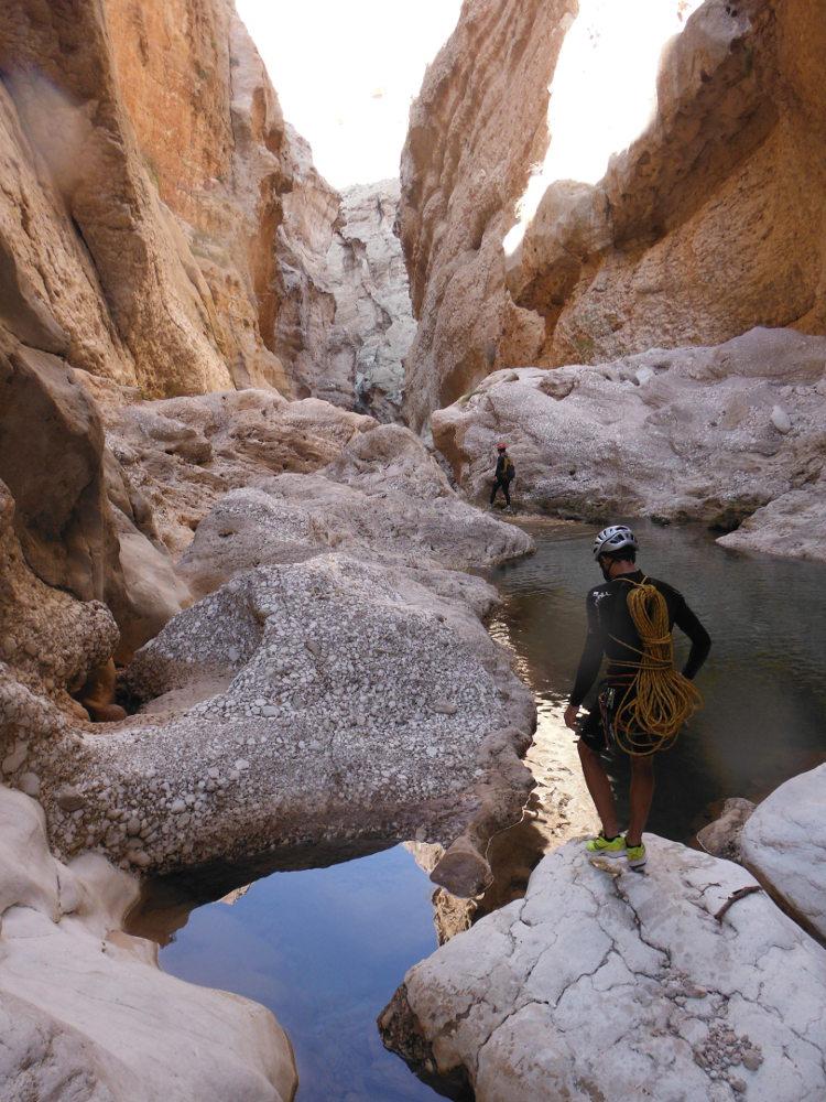 Wadi Ta'ab, Hajar Oriental 79