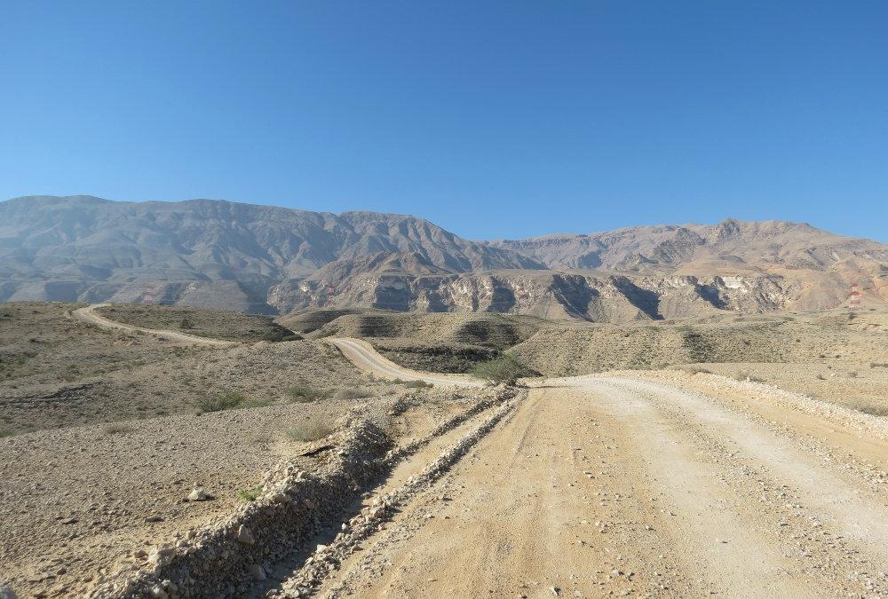 Wadi Ta'ab, Hajar Oriental 52