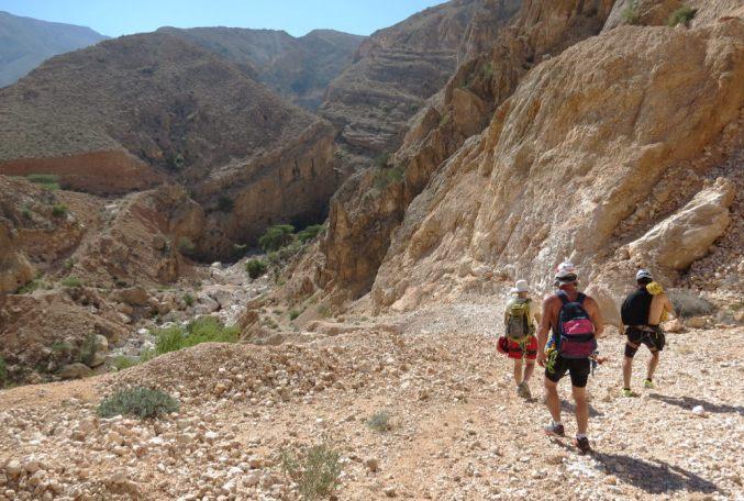 Wadi Ta'ab, Hajar Oriental 56