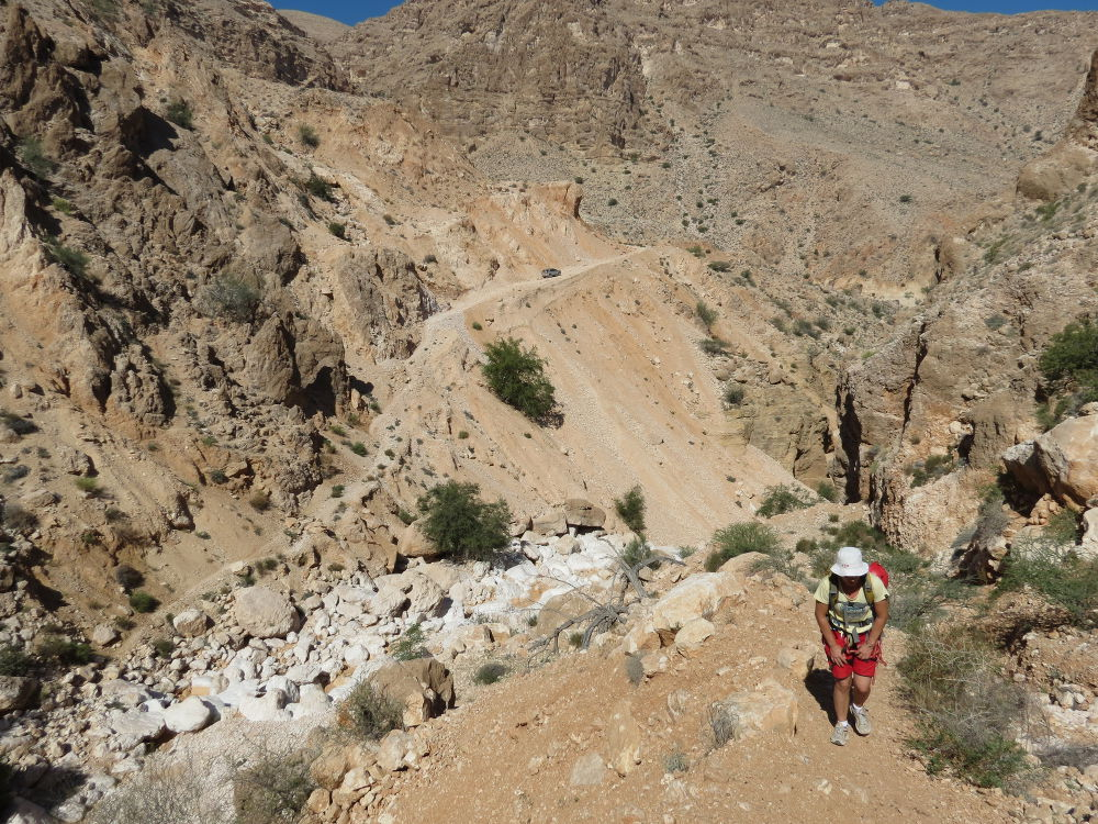 Wadi Ta'ab, Hajar Oriental 55