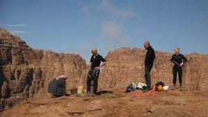 Wadi Tibn, Wadi Sabra, Petra, Jordanie 9