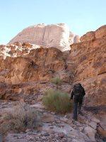 Rakabat Canyon, Jebel Um Ishrin, Wadi Rum, Jordanie 11