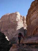 Rakabat Canyon, Jebel Um Ishrin, Wadi Rum, Jordanie 12
