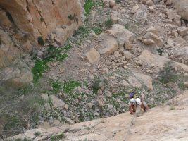 Les Dessous de la Princesse, wadi Naqab, Émirats 28