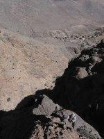 Balade d'Al Gowail, Jebel Kawr, Ibri, Oman 13