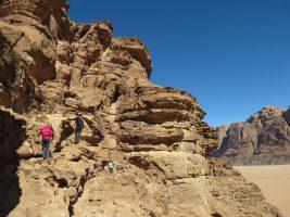 Jebel Mayeen, Wadi Rum, Jordanie 15