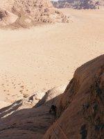 Orange Sunshine, Burdah Rock, Wadi Rum, Jordanie 14