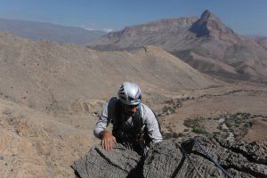 Balade d'Al Gowail, Jebel Kawr, Ibri, Oman 33