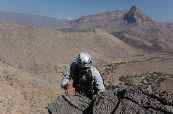 Balade d'Al Gowail, Jebel Kawr, Ibri, Oman 2