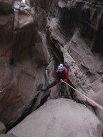 Khazareh Canyon, Jebel Um Ishrin, Wadi Rum, Jordanie 18