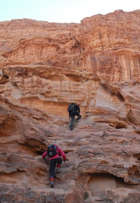 19. grimper pour contourner