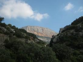 2. arrivée sur Vilanova de Meïa