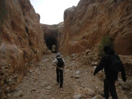 Petra via Wadi Muaysra As Sharkiyya, Petra, Jordanie 3