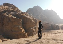 Le Bal des Chameaux, Barrah Canyon, Wadi Rum, Jordanie 12