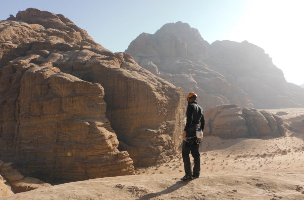 Le Bal des Chameaux, Barrah Canyon, Wadi Rum, Jordanie 2