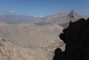 Balade d'Al Gowail, Jebel Kawr, Ibri, Oman 19