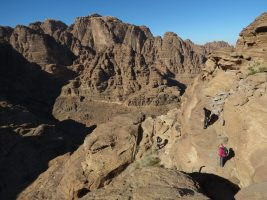 Jebel Mayeen, Wadi Rum, Jordanie 23