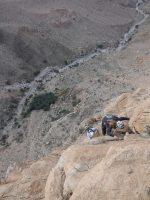 Les miettes du gâteau, Jebel Assaït, Ibri, Oman 23