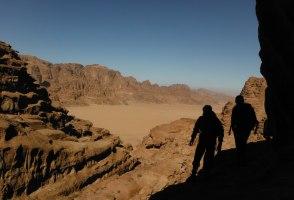 Rakabat Canyon, Jebel Um Ishrin, Wadi Rum, Jordanie 24