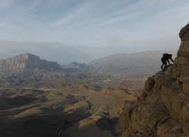 Les miettes du gâteau, Jebel Assaït, Ibri, Oman 25