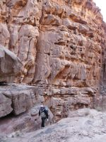 Rakabat Canyon, Jebel Um Ishrin, Wadi Rum, Jordanie 26