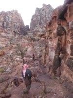 Wadi Tibn, Wadi Sabra, Petra, Jordanie 27