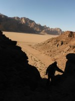 Khazareh Canyon, Jebel Um Ishrin, Wadi Rum, Jordanie 28