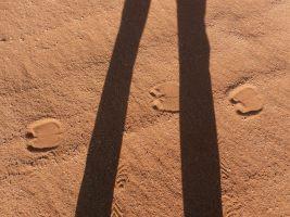Orange Sunshine, Burdah Rock, Wadi Rum, Jordanie 2