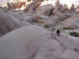 Orange Sunshine, Burdah Rock, Wadi Rum, Jordanie 29