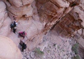 Rakabat Canyon, Jebel Um Ishrin, Wadi Rum, Jordanie 30