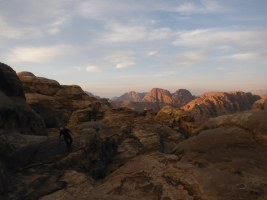 Wadi Tibn, Wadi Sabra, Petra, Jordanie 33