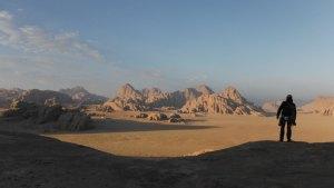 Orange Sunshine, Burdah Rock, Wadi Rum, Jordanie 32