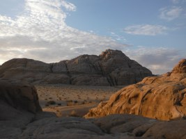 Orange Sunshine, Burdah Rock, Wadi Rum, Jordanie 34