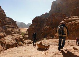 Rakabat Canyon, Jebel Um Ishrin, Wadi Rum, Jordanie 36