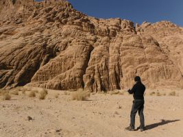 Orange Sunshine, Burdah Rock, Wadi Rum, Jordanie 4