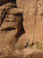 Orange Sunshine, Burdah Rock, Wadi Rum, Jordanie 5