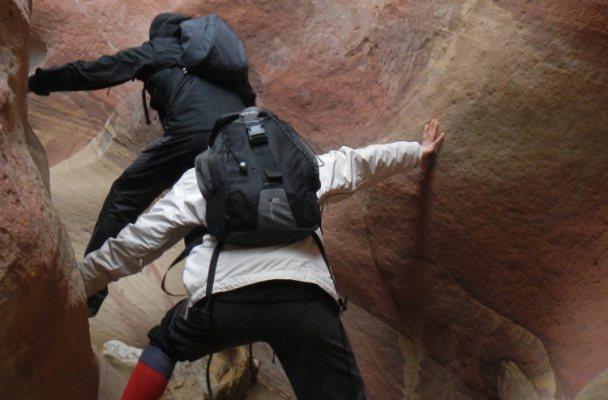 Petra via Wadi Muaysra As Sharkiyya, Petra, Jordanie 2