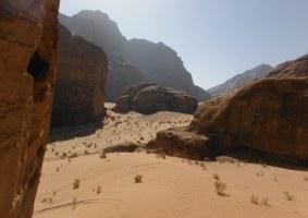 Le Bal des Chameaux, Barrah Canyon, Wadi Rum, Jordanie 9