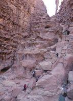 Khazareh Canyon, Jebel Um Ishrin, Wadi Rum, Jordanie 8