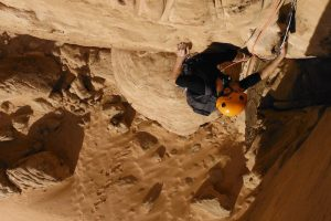 Le Bal des Chameaux, Barrah Canyon, Wadi Rum, Jordanie 10