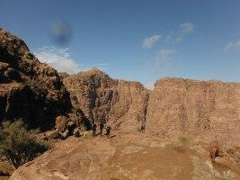 Wadi Tibn, Wadi Sabra, Petra, Jordanie 8