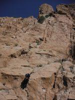 La Princesse a la Dalle, Wadi Naqab, Émirats 33