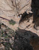 La Princesse a la Dalle, Wadi Naqab, Émirats 15