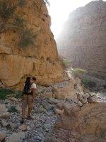 La Princesse a la Dalle, Wadi Naqab, Émirats 3
