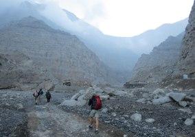 Stairway to Heaven, Wadi Litibah, Ras Al Khaimah, Émirats Arabes Unis 21