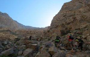 Leopard Canyon, Wadi Qada'a, Ras Al Khaimah, Émirats Arabes Unis 12