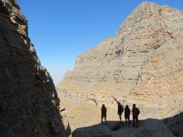 Leopard Canyon, Wadi Qada'a, Ras Al Khaimah, Émirats Arabes Unis 14